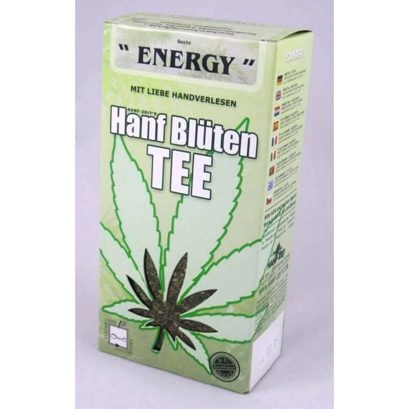 Hanftee - ENERGY-Tee - lose 50 g