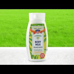 Palacio Cannabis Körpermilch mit Hanföl (250 ml)