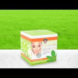 Palacio Cannabis Gesichtscreme Crystal Jar 12% Cannabis-Öl