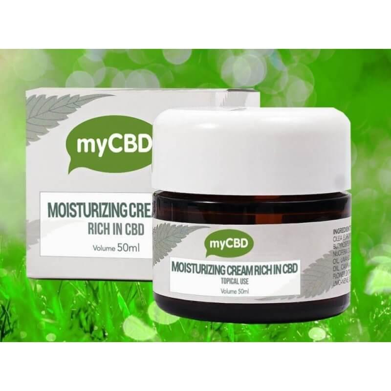 myCBD - CBD Pflegecreme 50 ml
