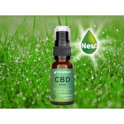 hemptouch CBD Spray - Peppermint - 300 mg CBD
