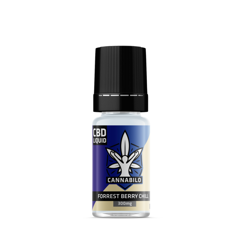 Cannabilo Forrest Berry Chill (10 ml)