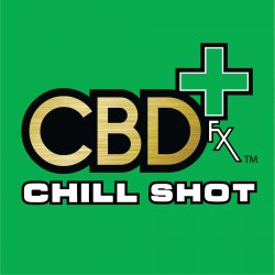 CBD Chill Shot 20 mg - Lemonade (60 ml) - Logo