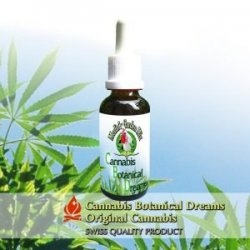 Merlin´s Garden Cannabis Botanical Dreams Mix Liquid (10 ml)