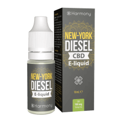 Harmony New York Diesel Liquid (10 ml)