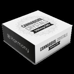 Harmony CBD Kristalle geschlossene Packung