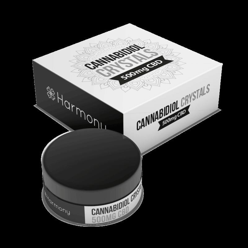 Harmony CBD Kristalle (500 mg)