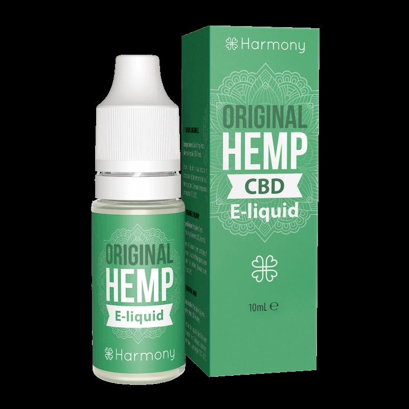 Harmony Original Hemp Liquid (10 ml)