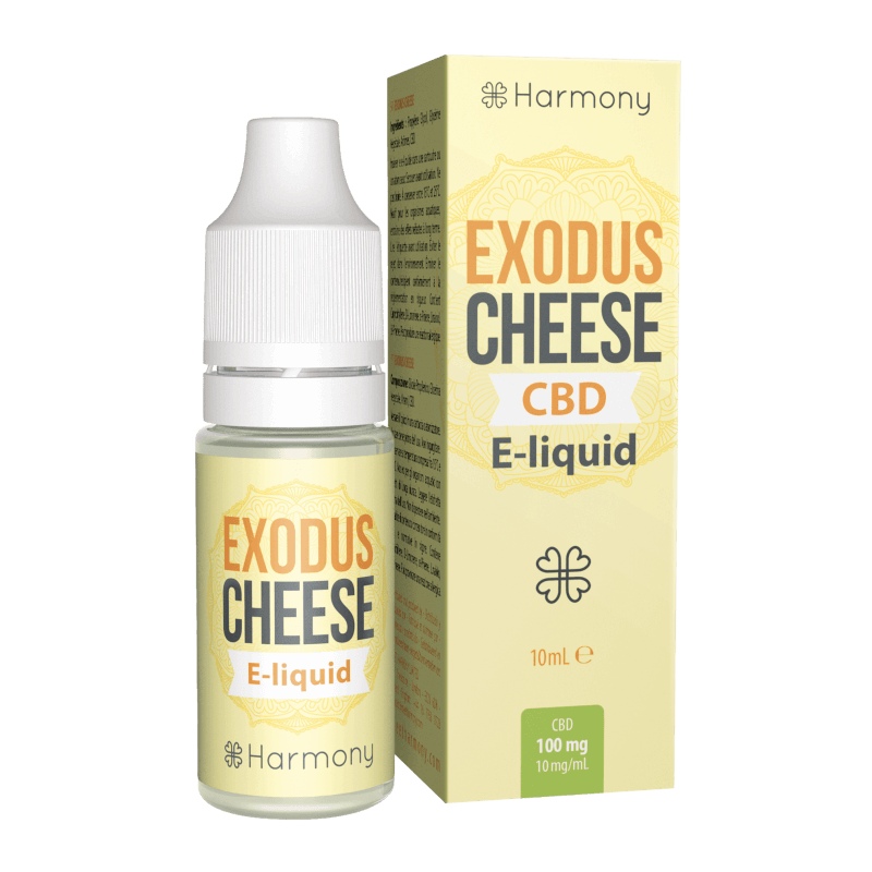 Harmony Exodus Cheese Liquid (10 ml)