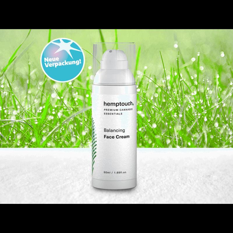 hemptouch beruhigende Gesichtscreme - 50 ml