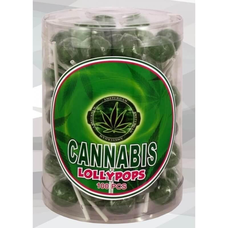 Cannabis-Lolly (1 Stück) ca 17g