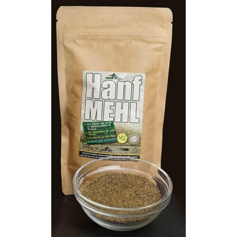 Hanfsamenmehl - 250 g