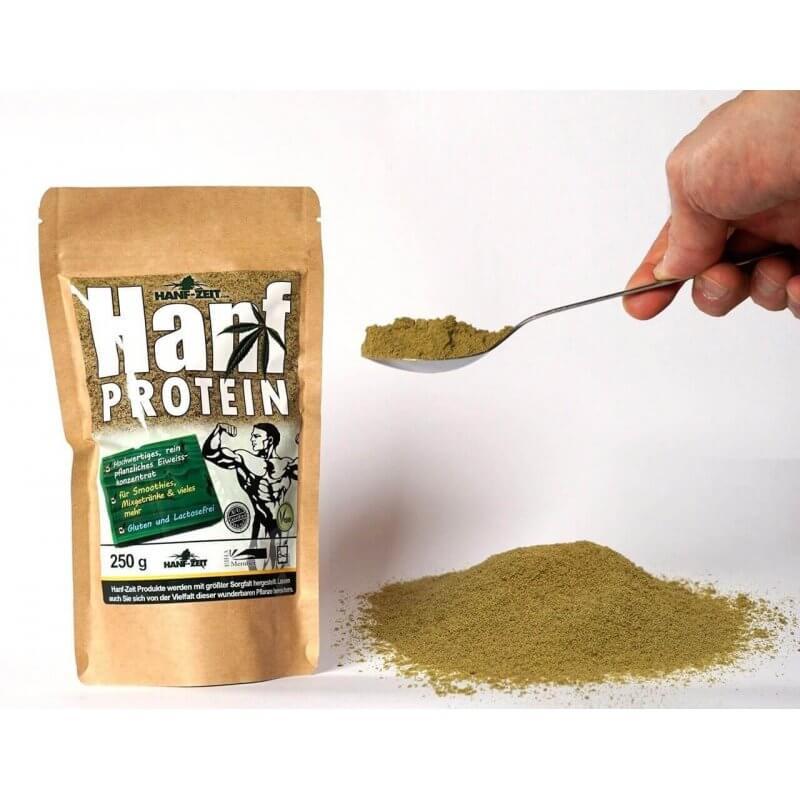 Hanf-Proteinpulver - 250 g