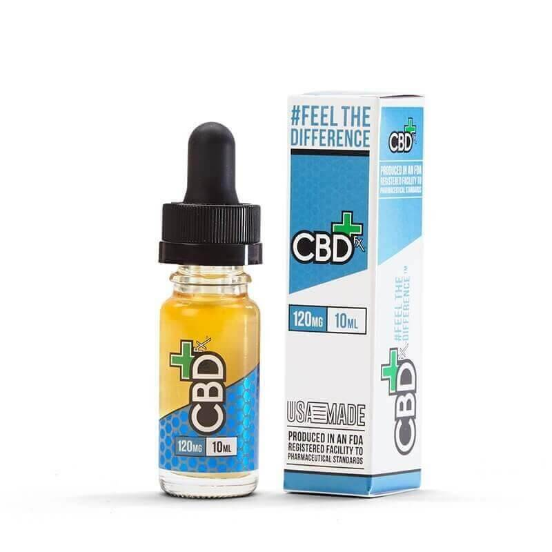 CBD Oil (10 ml) - 120mg