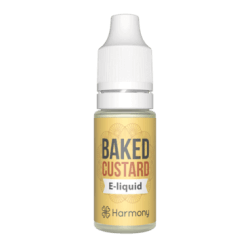 Harmony Baked Custard Liquid (10 ml)
