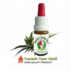 Merlin´s Garden Pure Cannabis Mix Liquid (10 ml)